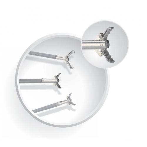 Endoscopic Grasping Forceps 06