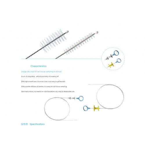 Endoscopic Cytology Brush