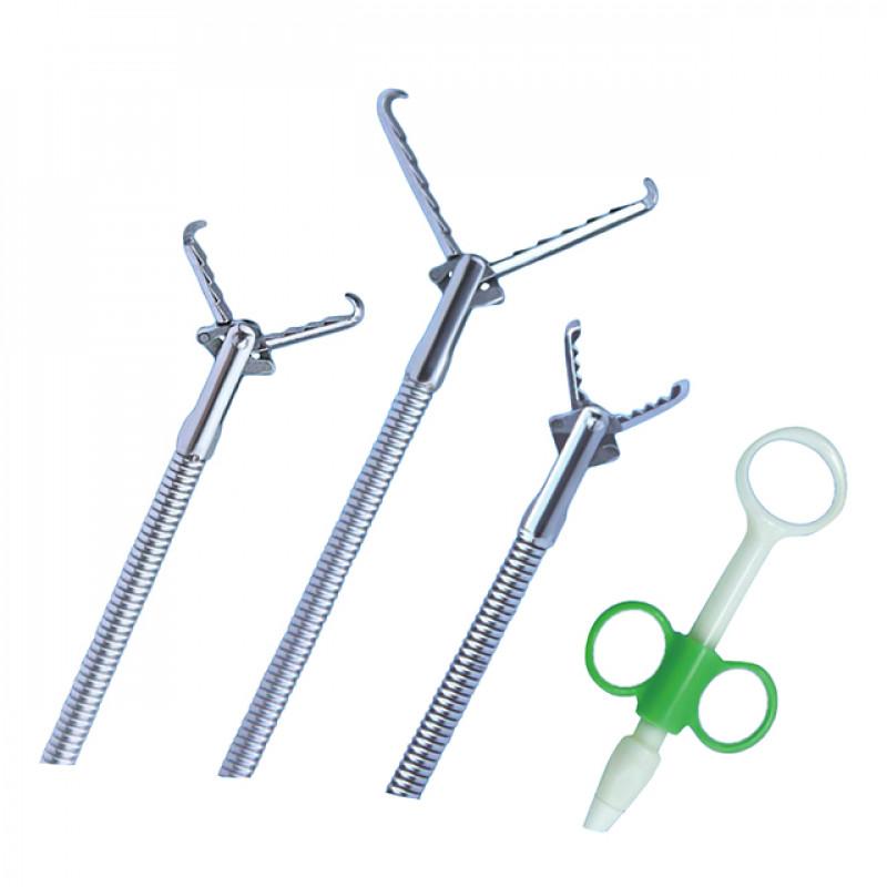 Endoscopic Grasping Forceps 1