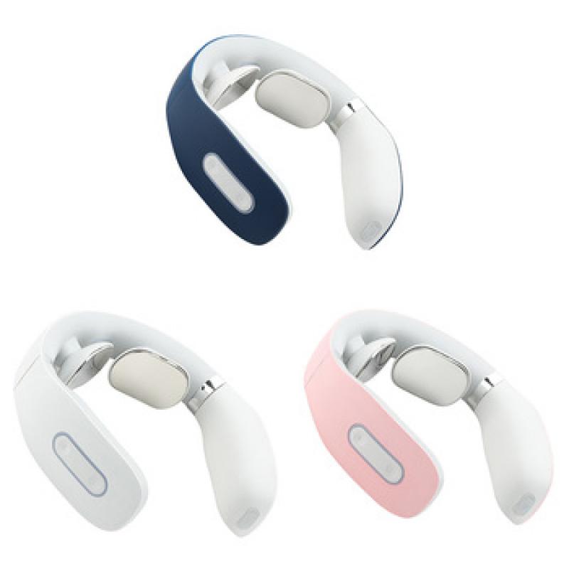 Household portable rechargeable pulse shoulder and cervical spine massager