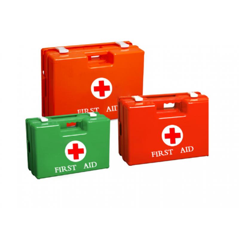 New Design Medical Emergency Plastic First Aid Kit Box
