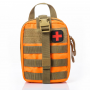 Molle Trauma Tactical First Response Kit Combat First Aid Bag Tactical IFAK Pouch