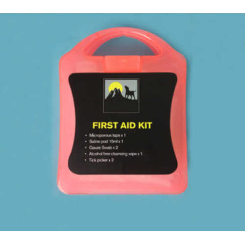 High Quality Pet First Aid Kit Box for Dog Cat