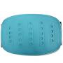 High quality PU winter and summer dual-purpose elastic waistband steel plate waist belt lumbar fixation belt