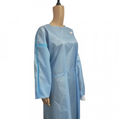 COVID-19 Isolation Gown AAMI Level 2 Polyester