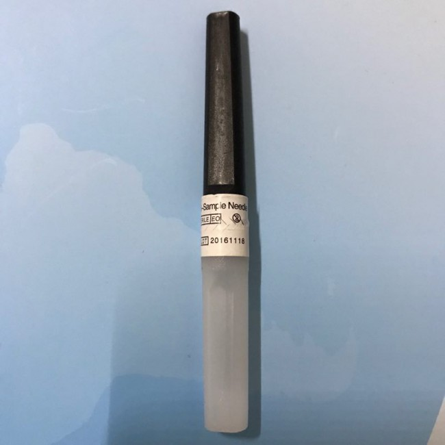 Blood Test Needle 02
