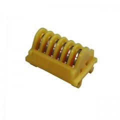 hemostatic titanium clip