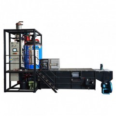 Auto Batch Pre expander Machine