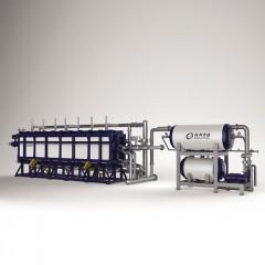 Vacuum Forming EPS Block Machine
