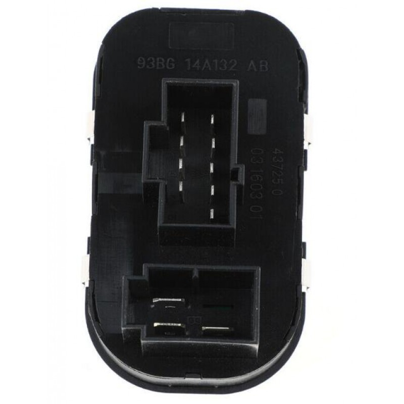 POWER WINDOW SWITCH  93BG14A132AA  For FORD FIESTA