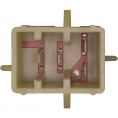 Blower Motor Resistor  4C2H19A706AA For FORD