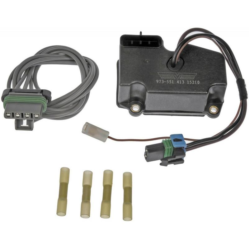 Blower Motor Resistor  52474437 For GENERAL MOTORS