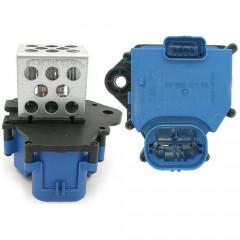 Blower Motor Resistor  9662240180 For Peugeot Citeon Renault
