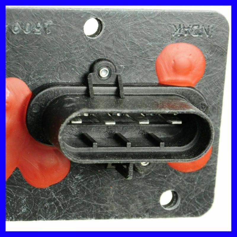 Blower Motor Resistor  79330-SDG-W51 For HONDA