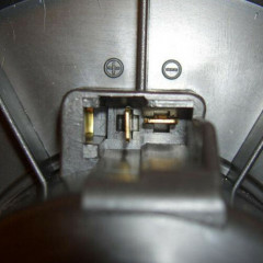 Blower motor  194000-00350 For Mazda