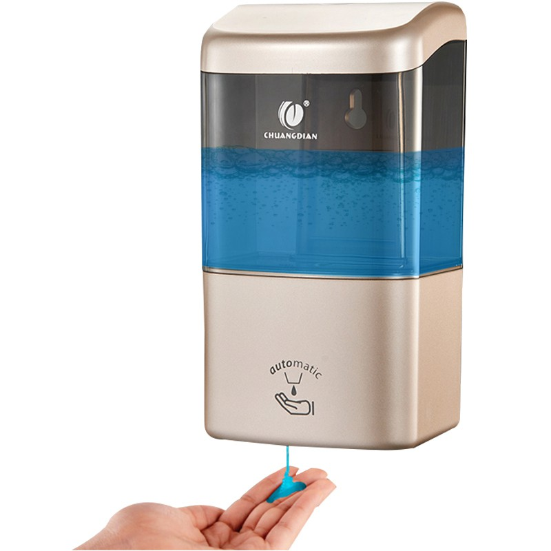 ABS  Intelligent Infrared Induction  Automatic Foam Machine Liquid Soap Dispenser
