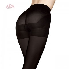 Nylon Tight 4N4T1706 BL Flat Pantyhose
