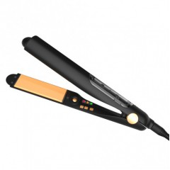 All-In-One Argan Oil Infused Hair Steam Curling Straightener