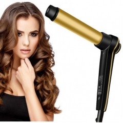 Electric Hair Curler Newest Anti-Hot Safety 7 Shape Pure Copper Tube 1.25 Inch Barrel