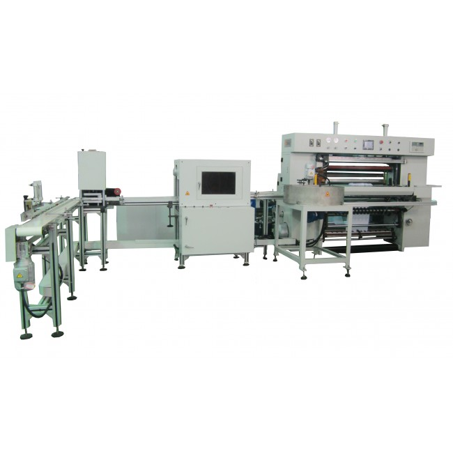 Thermal Paper Slitter Rewinder CP-S1000A