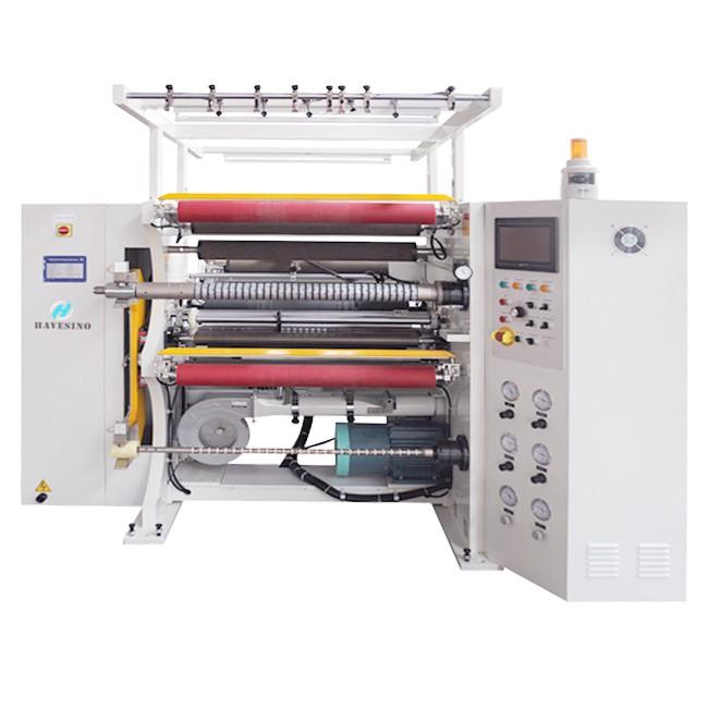 Hot Stamping Foil Slitter Rewinder HN800
