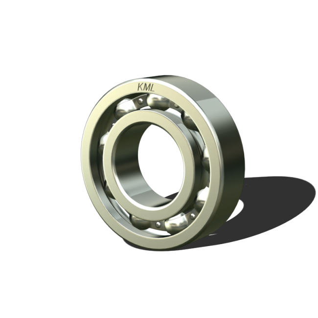 NEW IN BOX KML BEARING 6200-2RS