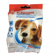 Antibacterial Wholesale Natural Pet Cleaning Wipes For Dog Cat