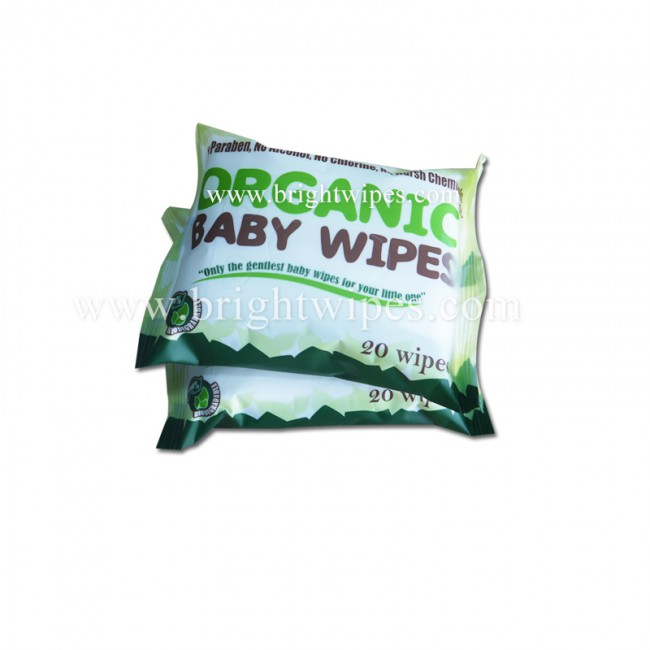 20 pcs Baby Wet wipes