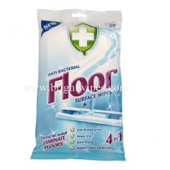 Non-Woven Cleanroom Wipers Household Nonwoven Cleaning Wipes Custom Print Wipes