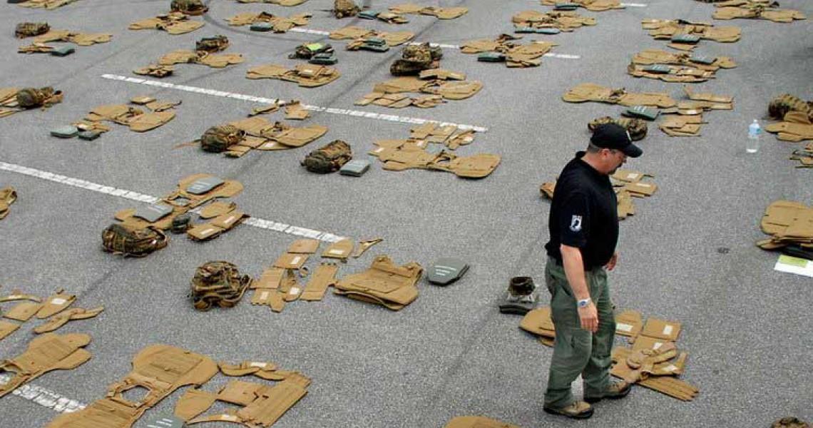 A generation of classics-US Marine Corps Modular Tactical Vest (MTV) vest appreciation