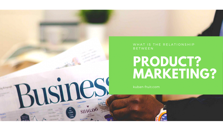 Product and Marketing