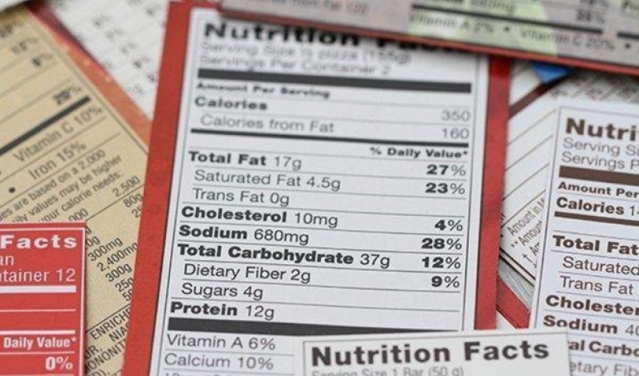 Decoding the Updated Nutrition Facts Label