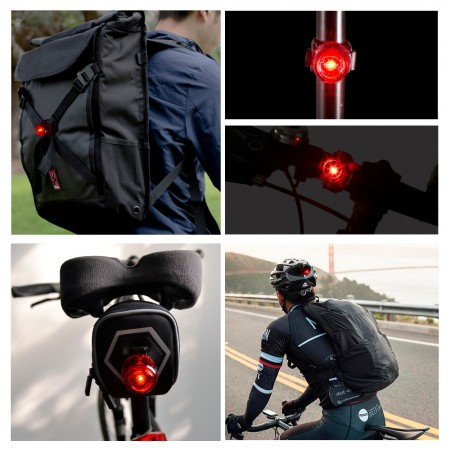 LED Bike Rear Light