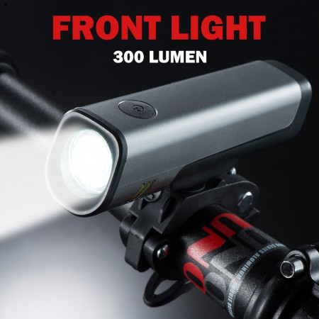 300 Lumen LED Bike Light