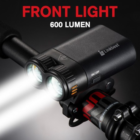 500 Lumen Bike Headlight