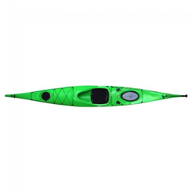 Kudooutdoors 4.55m Adventure Single Seat Sea Kayak