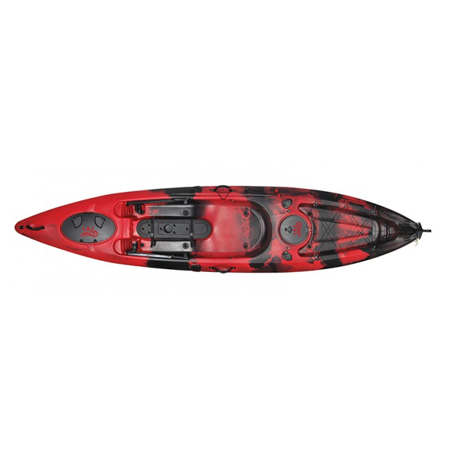 Kudooutdoors Dragler Professional Fishing Kayak
