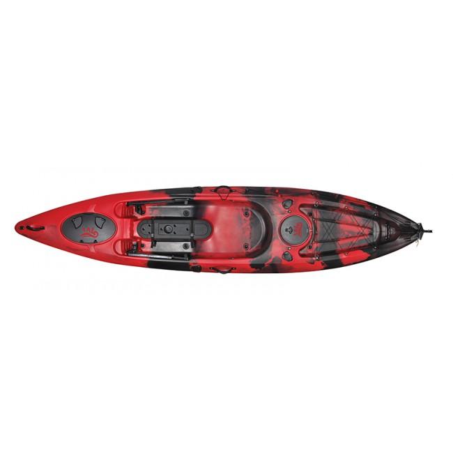 Kudooutdoors Pro-Angler 3.9m  Professional Fishing Kayak