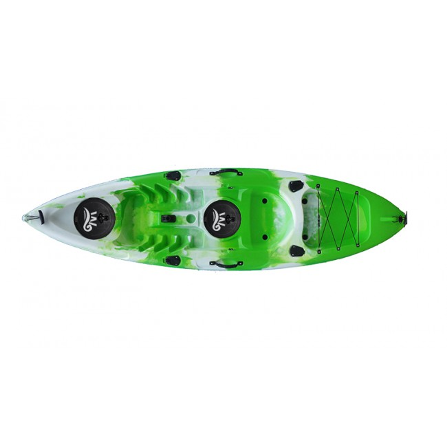 Kudooutdoors Sunshine Angler 2.72m Single Seat Fishing Kayak