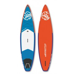 Kudooutdoors 10'2 AIR TOURING Inflatable Paddle Board
