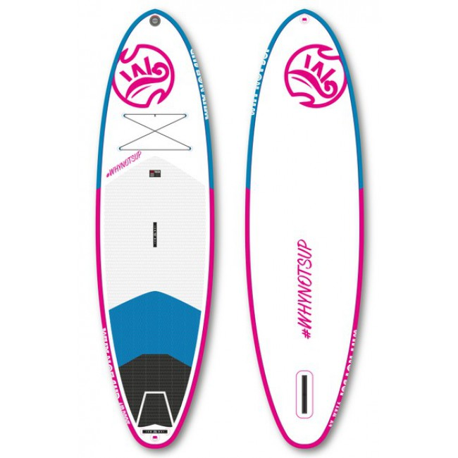 Kudooutdoors 10'2 AIR DRIVE  WOMEN EOITION Inflatable Paddle Board