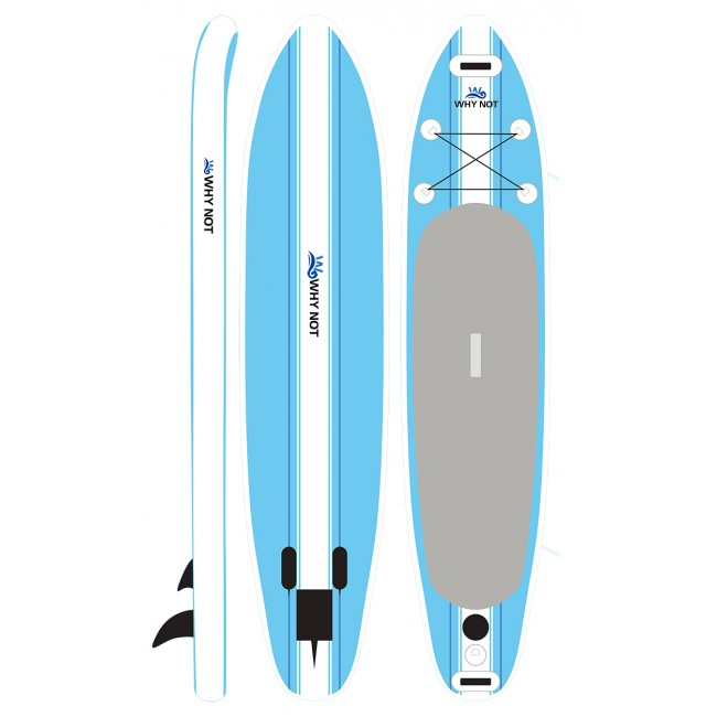 Kudooutdoors 3.2m Touring  Inflatable Paddle Board