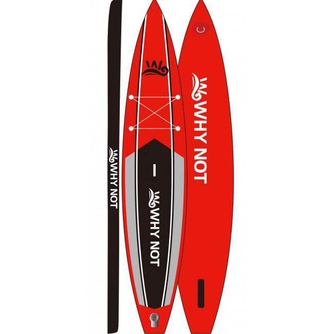 Kudooutdoors 3.5m Racing Inflatable  Paddle board