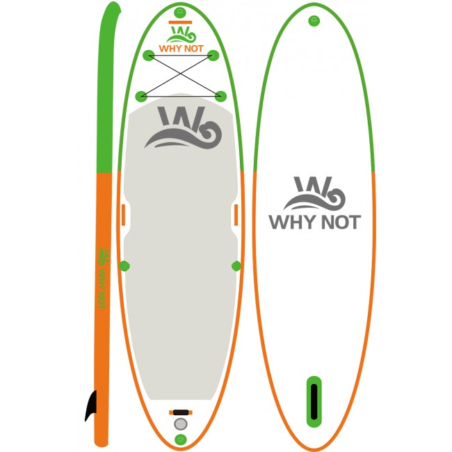 Kudooutdoors 3.35m  Yoga Inflatable Paddle Board