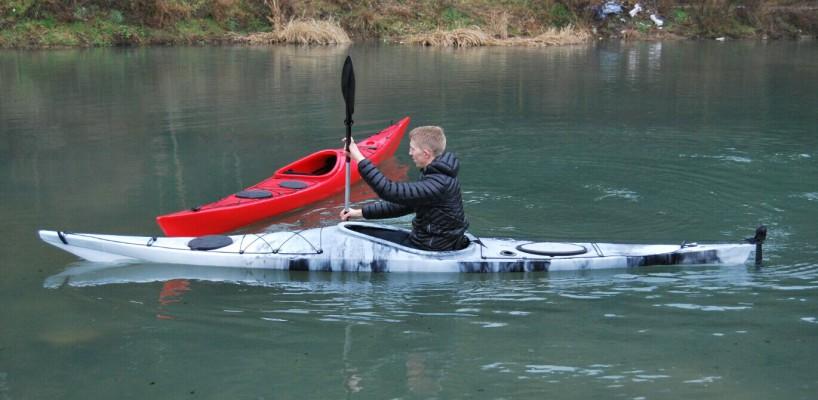 2018 KUDOOUTDOORS New Sea Kayak Test