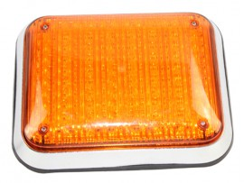 9X7 inch ambulance light