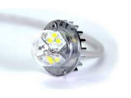 9 LED hideaway strobe light