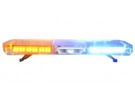 LED strobe warning emergency Lightbar With Speaker
