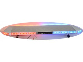Super Thin 12V Amber Strobe warning Recovery Light Bar