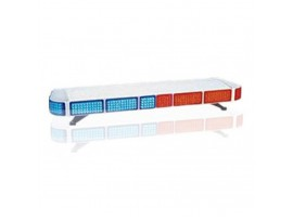 Multi color flashing pattern led flashing lightbar